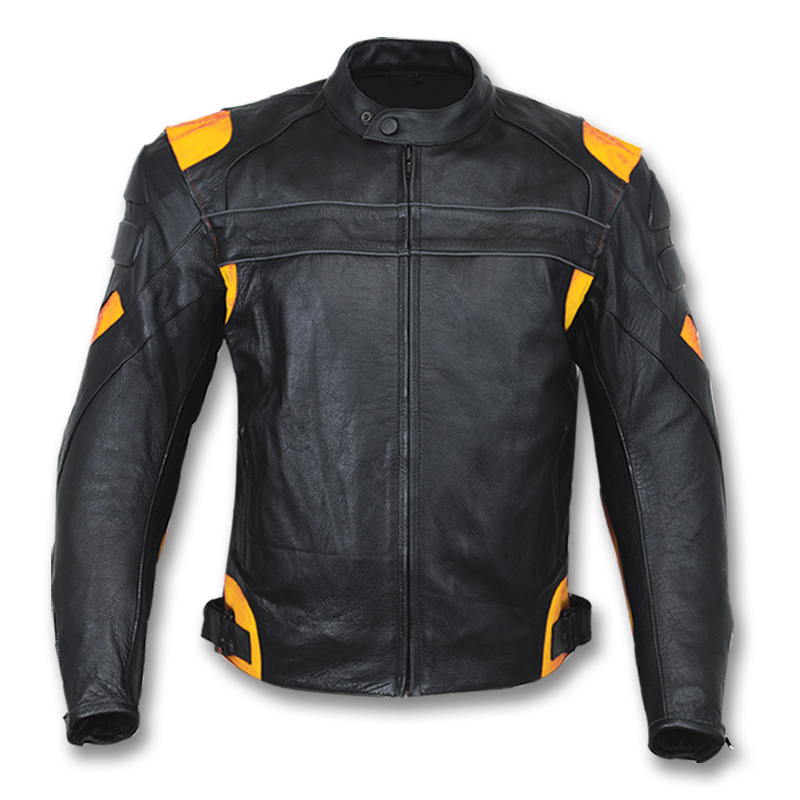Men S Leather Motorcycle Jacket Best Motorcycle Jackets For Men