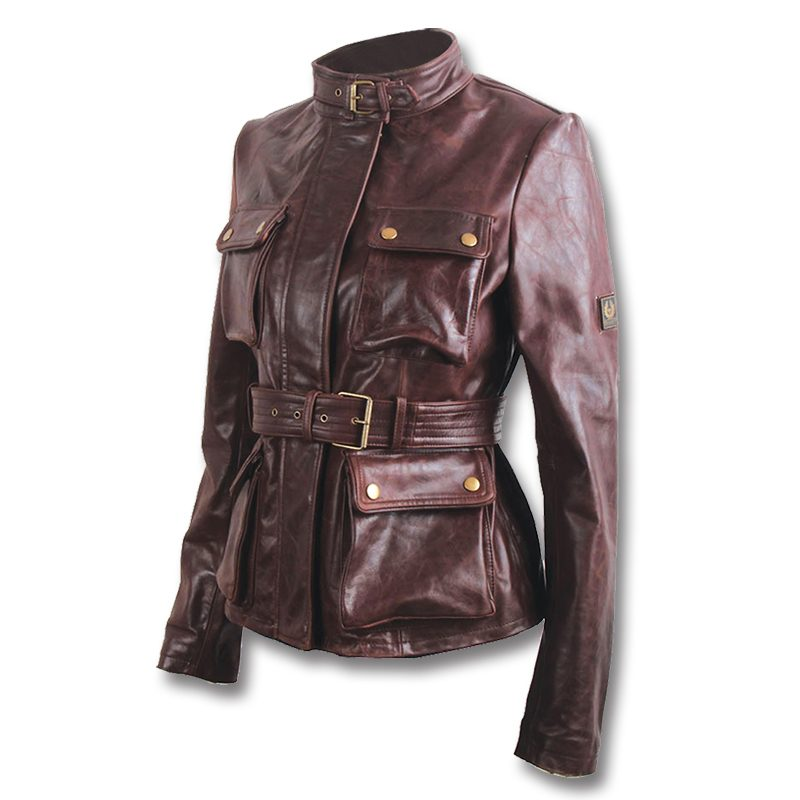 Fashion Leather Jackets for Women
