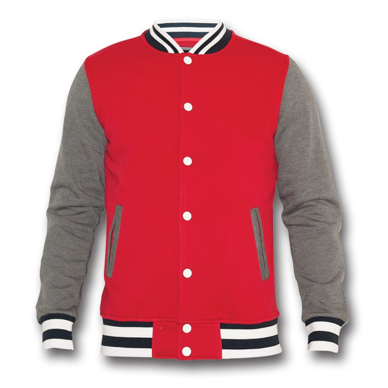 Varsity and Bomber Jackets for Men