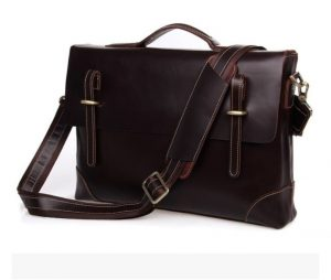 Italian Leather Bag for Men