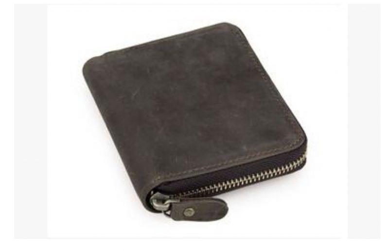 Best Zipper Wallet For Men
