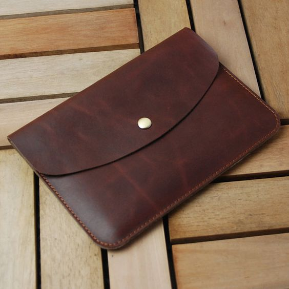 Leather Laptops & Ipad Sleeves