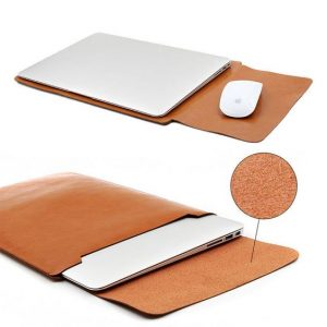 Macbook Leather Case