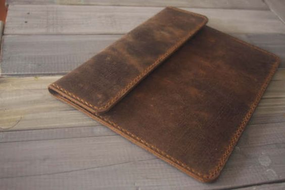 Full Grain Leather Laptops & Ipad Sleeves